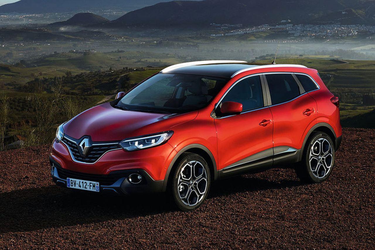Premiere: Renault Kadjar