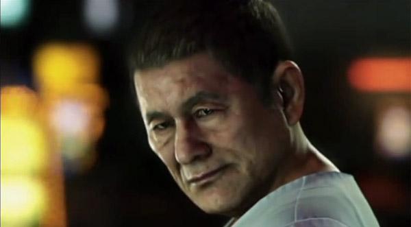 『龍が如く6』北野武の超絶リアルなCG映像がスゴすぎる  「ラスボス確定」「めちゃめちゃカッコイイ」