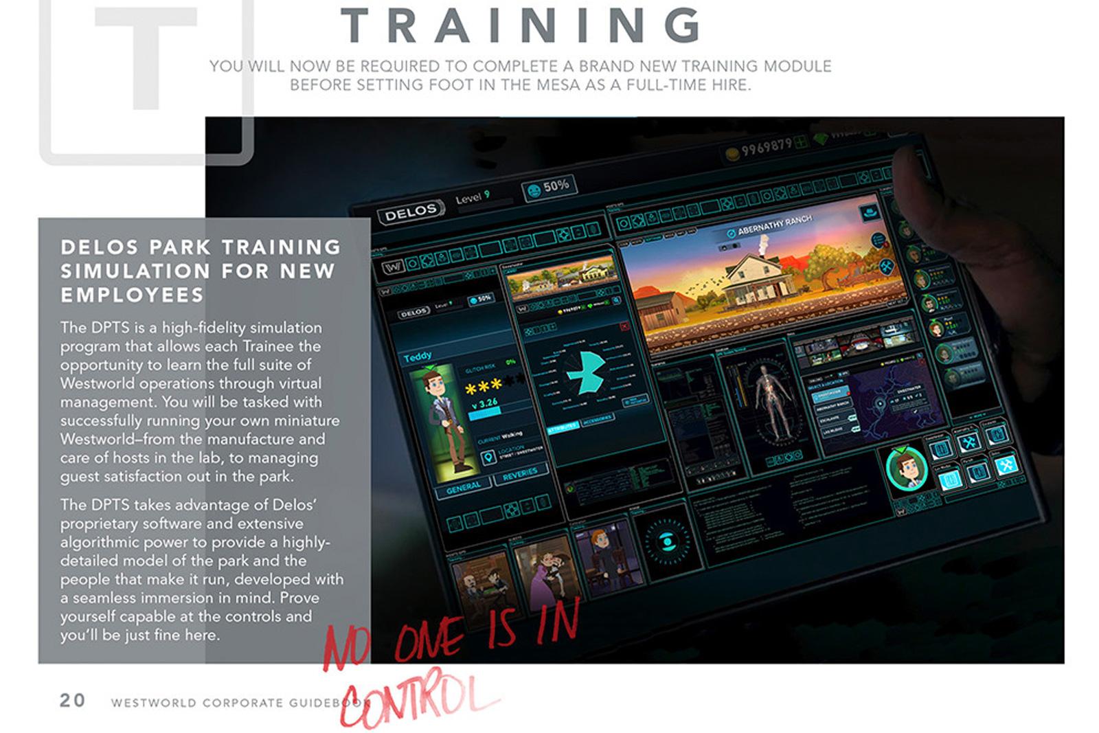 Un juego para smartphones de 'Westworld' está en camino
