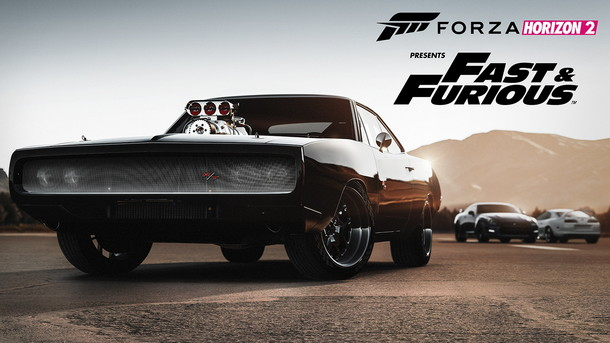 Forza Horizon Fast & Furious teaser
