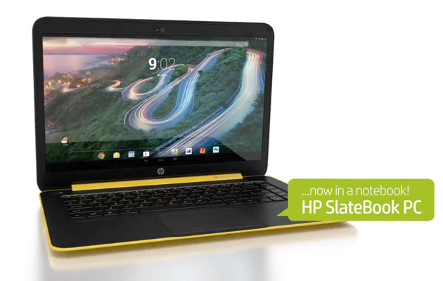 Leaked HP video hints at a 14-inch laptop running... Android