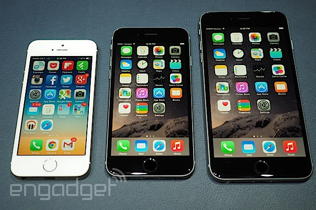 Verizon and AT&T want your old iPhones now that new ones are here