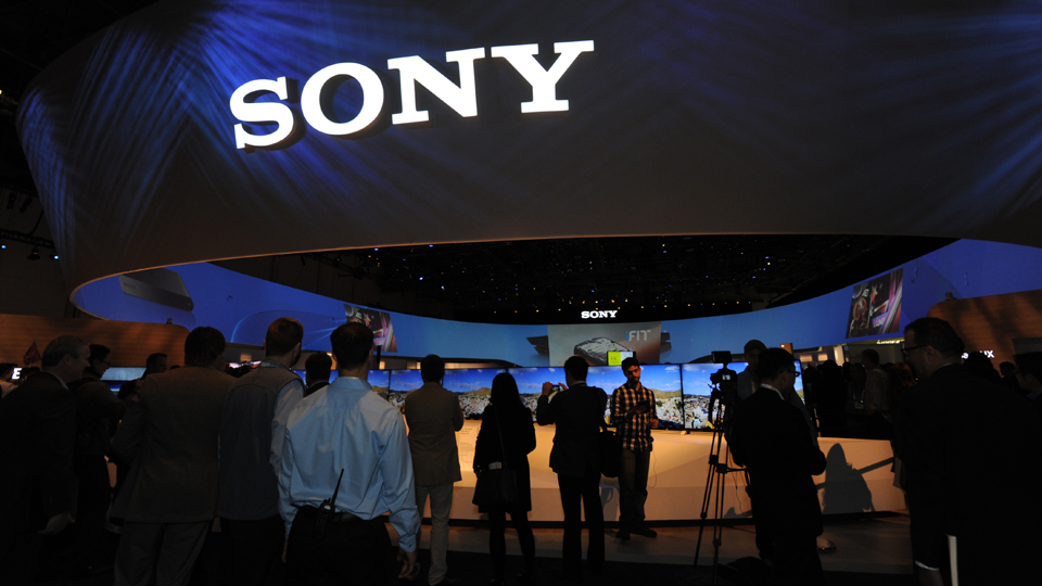 Take a tour of Sony's massive CES booth