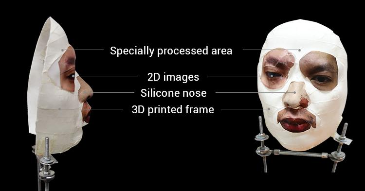 Logran desbloquear un iPhone X con una máscara casera