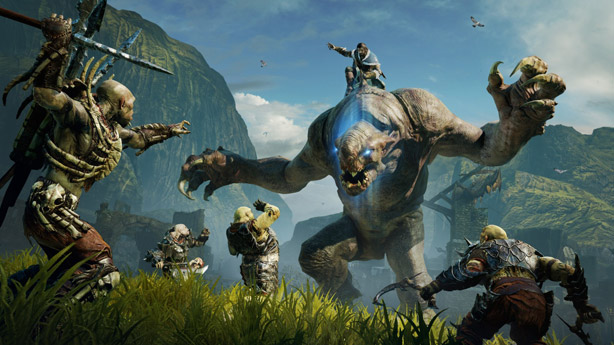 Shadow of Mordor roundtable with Joystiq on Google and Twitch