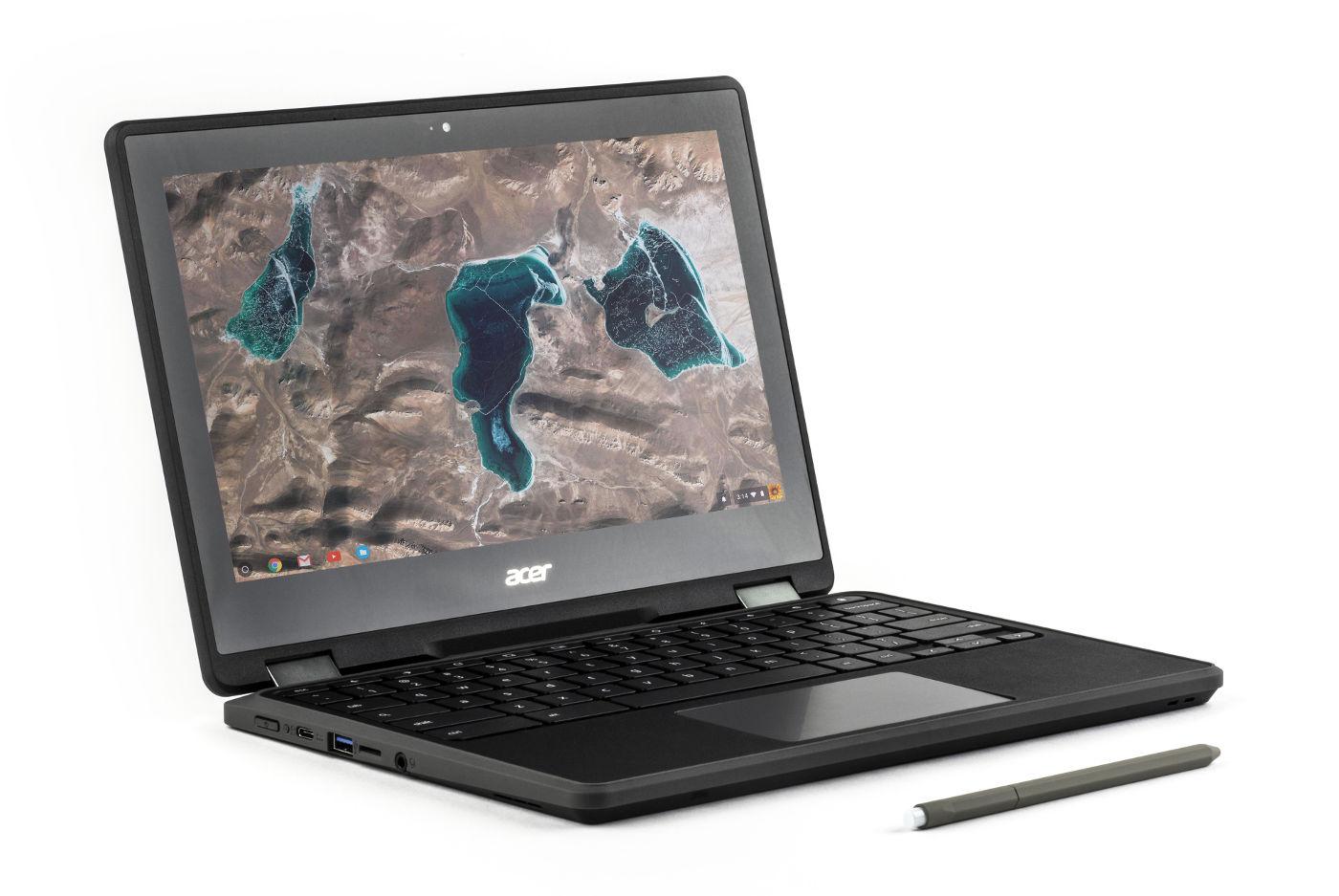 Acer, Asus, HP, Dell und Lenovo kommen mit neuen Chromebooks