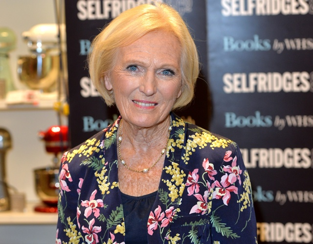 Mary Berry to lauch fashion line?