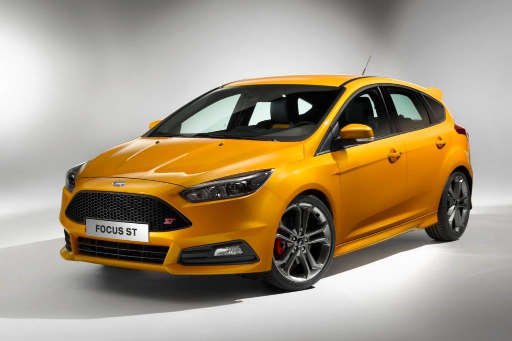 Ford Focus, Ford Focus ST, Performence car, Sportwagen, Premiere, debüt, PS, Ausstattung, fotos, FoS, Focus ST, der neue Ford Focus ST