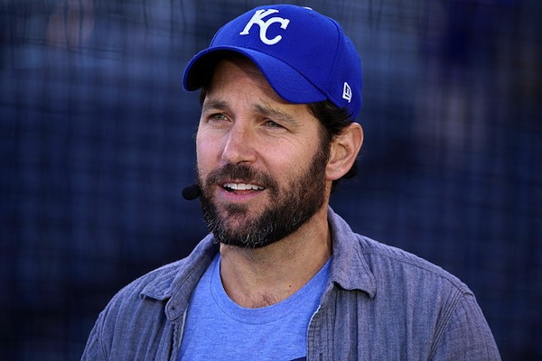 if you pretend you don't love these things you're a total asshole, you're an a-hole, paul rudd kansas city royals