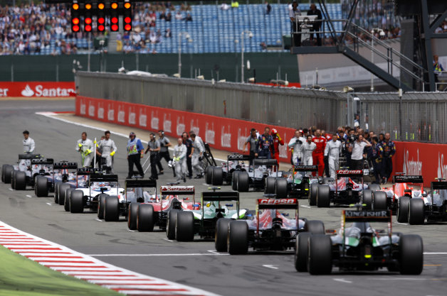 FIAが2015年のF1のスケジュールを発表 メキシコGPが23年ぶりに復活