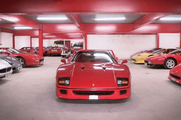 【ビデオ】フェラーリの元メカニックが知り尽くした「F40」の魅力を紹介