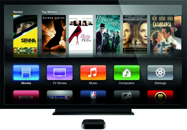 Apple TV rumors point to a Sling TV, PlayStation Vue competitor