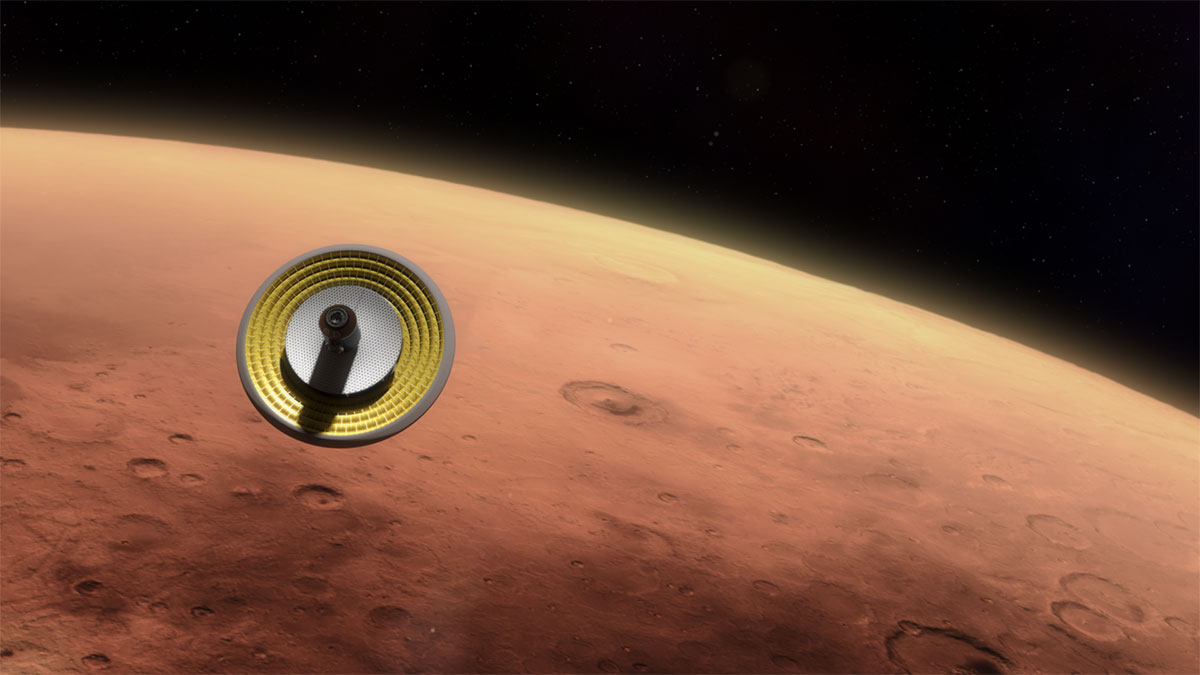 NASA enlists student help with Mars mission design challenge