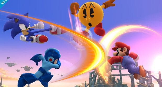 E3 2014: Pac-Man joins the Super Smash Bros. roster