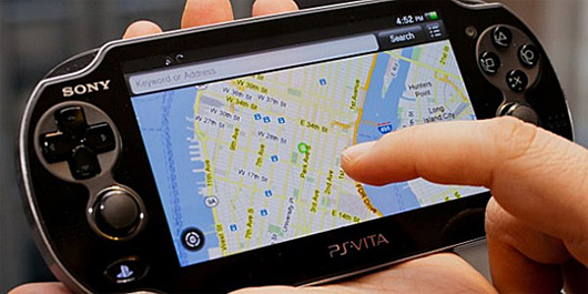 Sony pulls support for Vita's Maps, YouTube apps