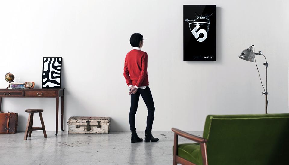Gesture-Controlled Digital Canvas