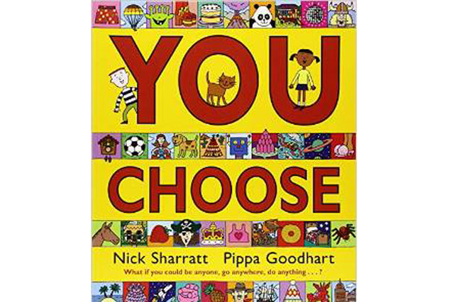 You Choose Nick Sharratt