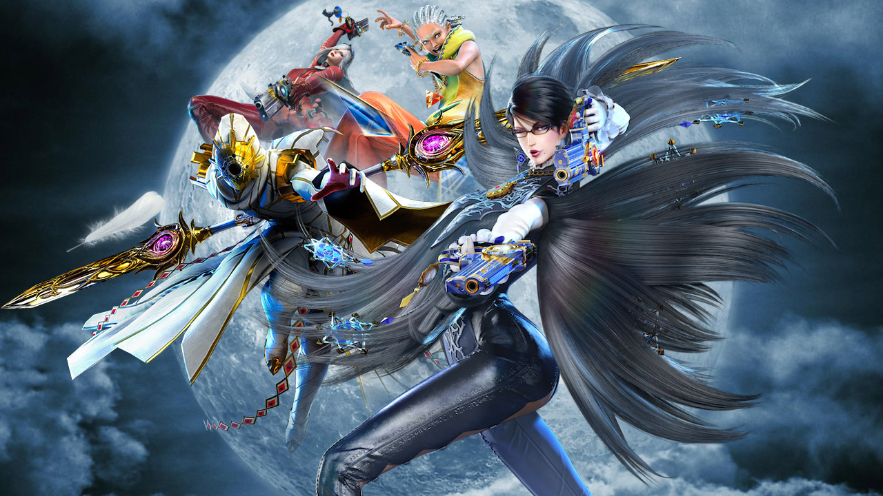 Bayonetta 2 has one of the craziest boss fights ever!