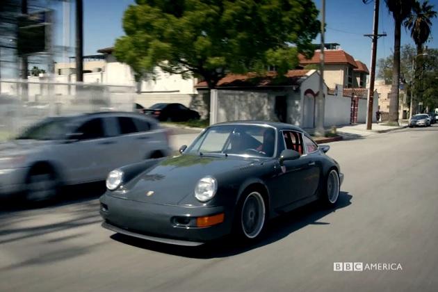 【ビデオ】ポルシェ・エンスージアストとして知られるマグナス・ウォーカー氏が、『Top Gear America』最新エピソードに登場!