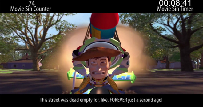 toy story, everything wrong with toy story, toy story sins