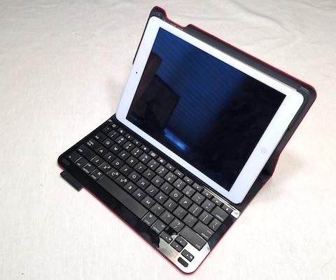 Logitech Type+ Keyboard
