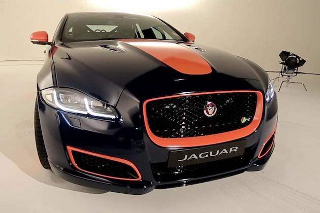 【ビデオ】ジャガーが「ブラッドハウンドSSC」をサポートする「XJR」の製作過程を公開