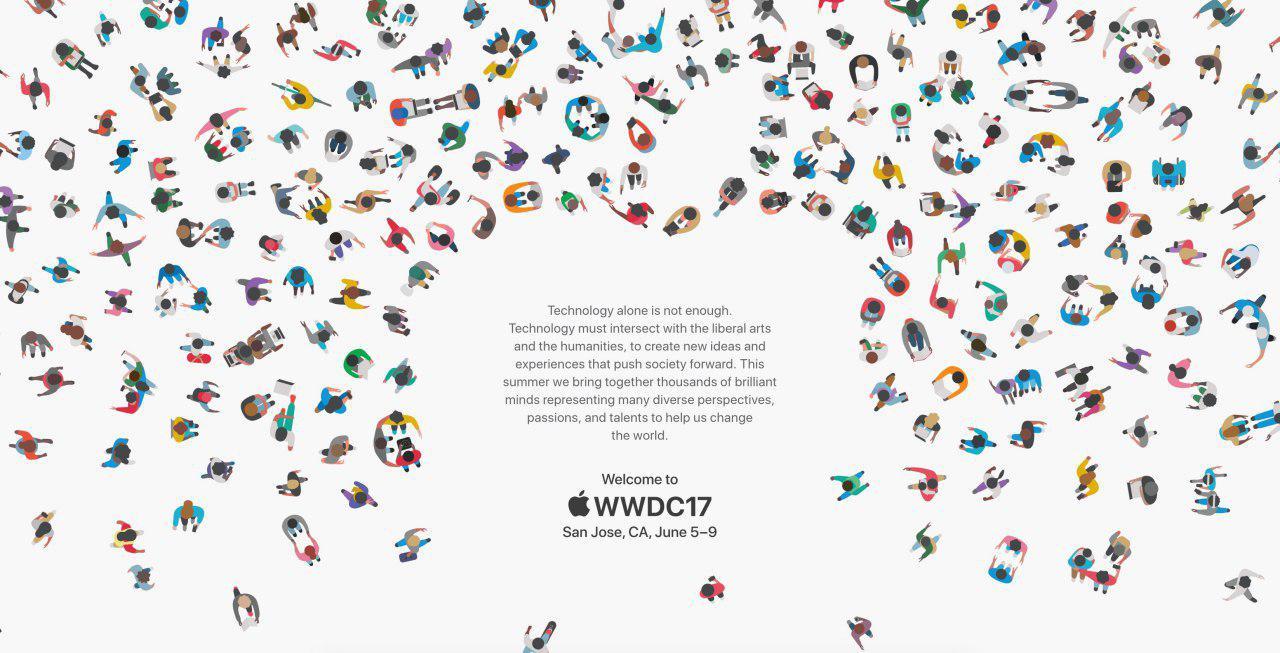 Apple anuncia fecha y lugar de su WWDC 2017