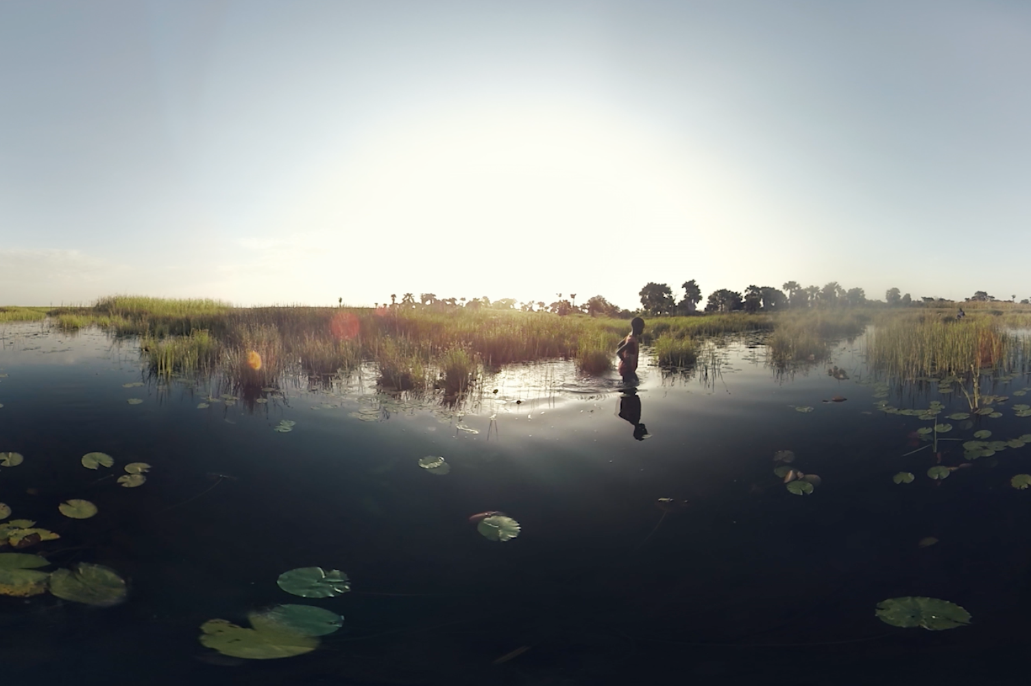 The New York Times VR app launches with portraits of refugee children