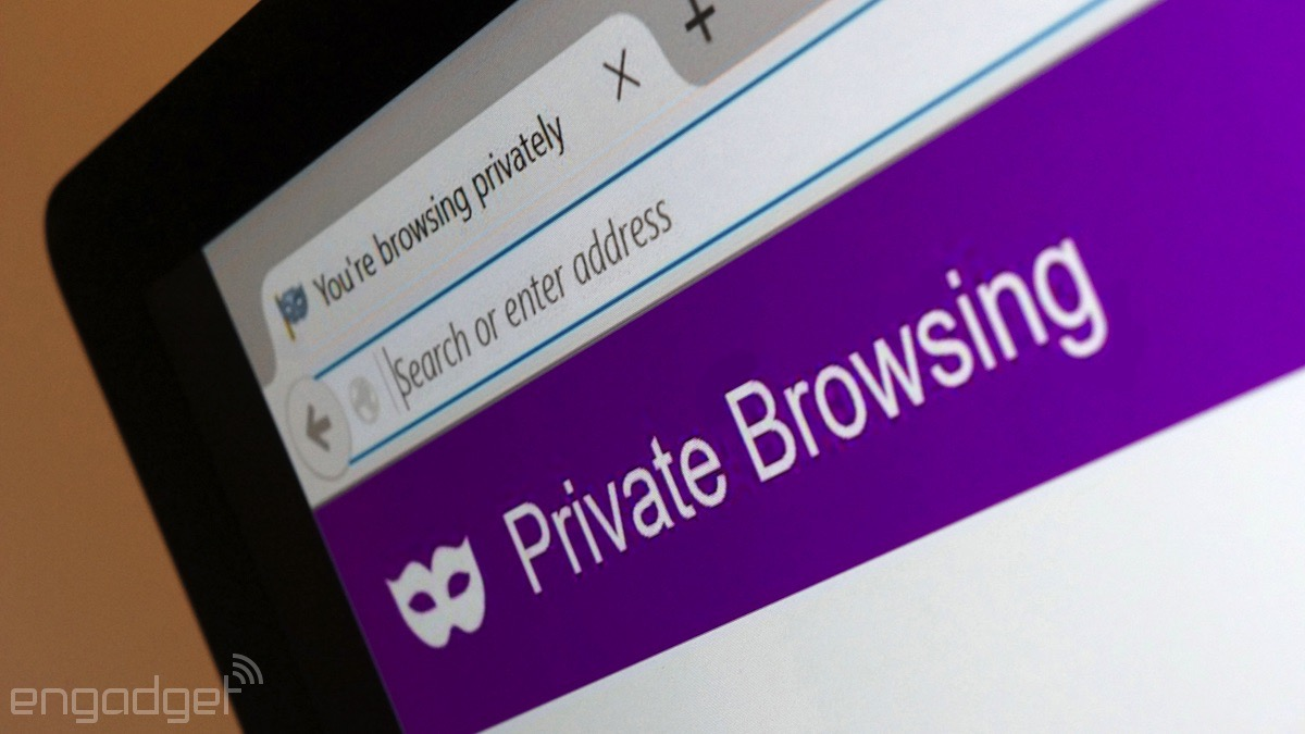 Firefox's experimental Private Browsing feature