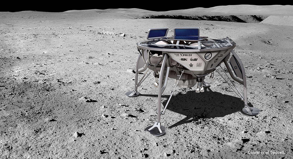 The Google XPrize moonshot is a step closer to reality