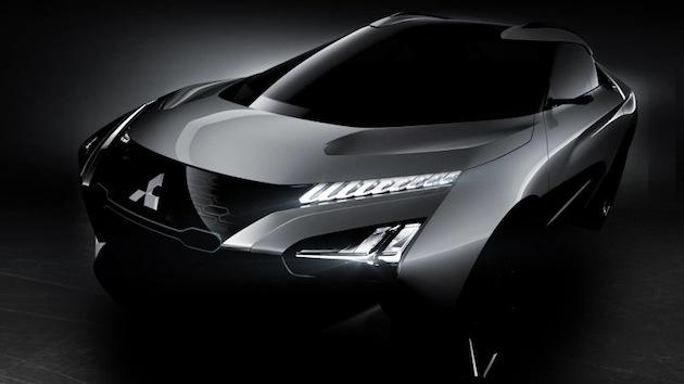 三菱が東京モーターショーに出展する「e-EVOLUTION CONCEPT」のさらなる画像と情報を公開!