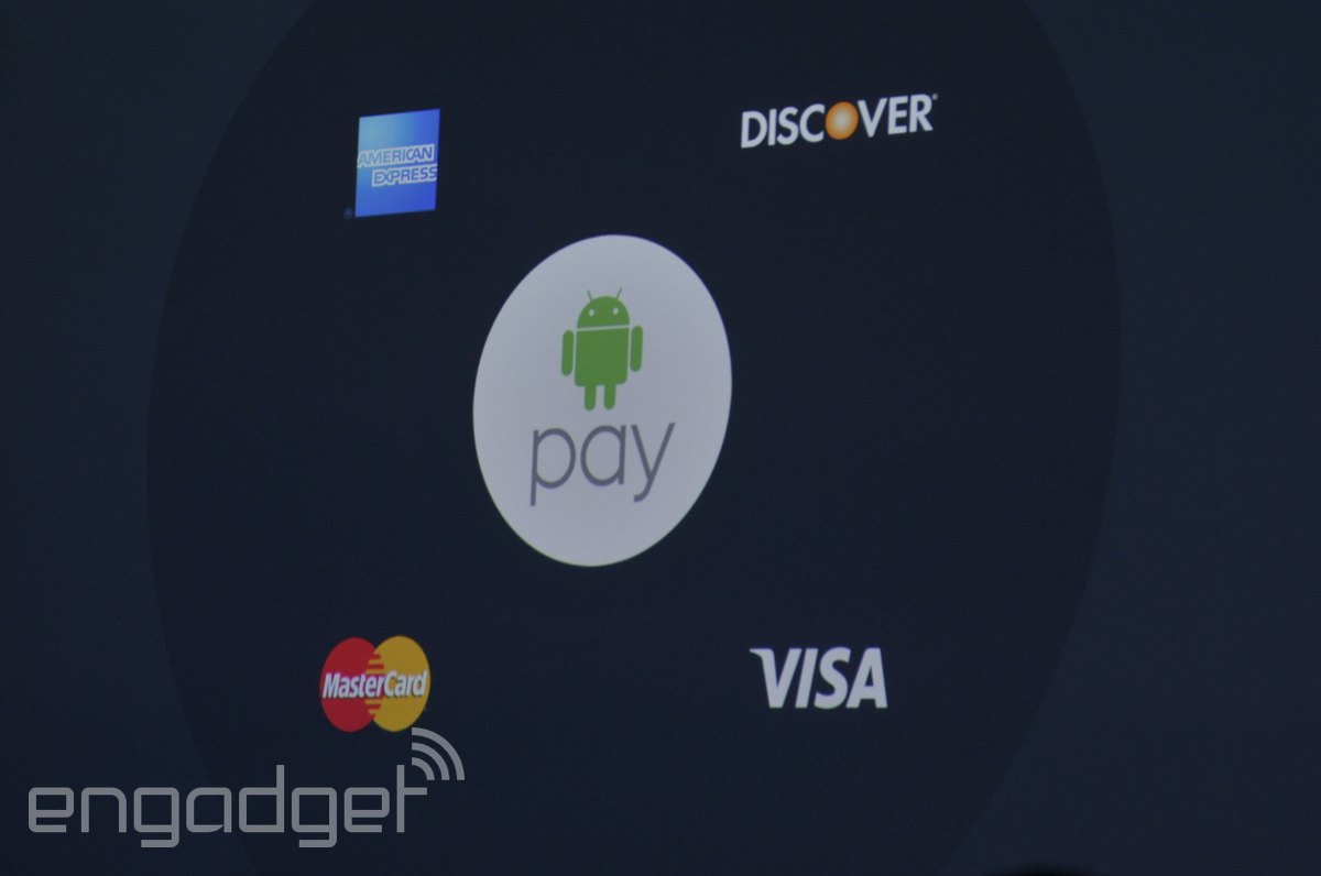 Android Pay confirma su próxima llegada a España