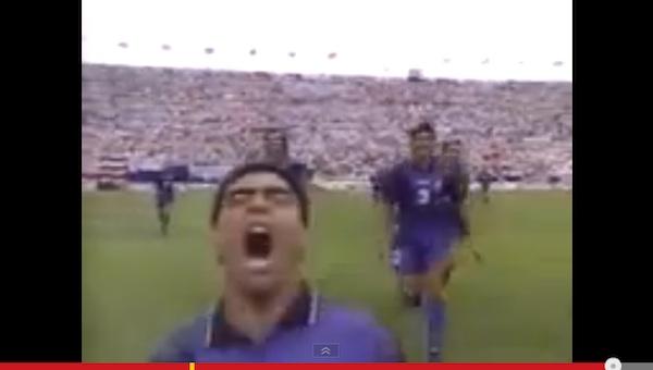 【W杯】国によって全く違う!ゴールを決めた時の喜び方(映像集)