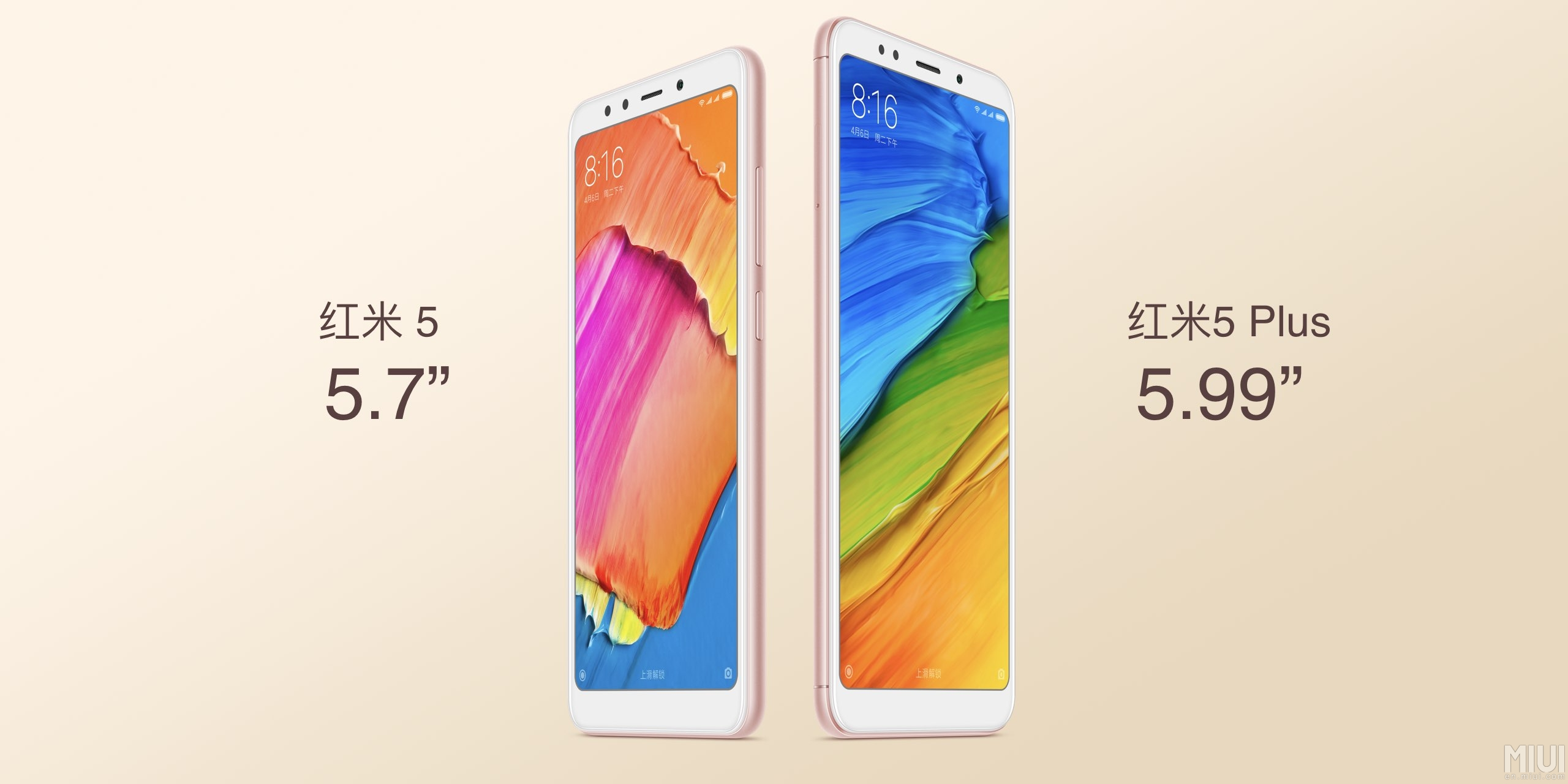 Así es el nuevo Redmi 5 de Xiaomi con pantalla 18:9