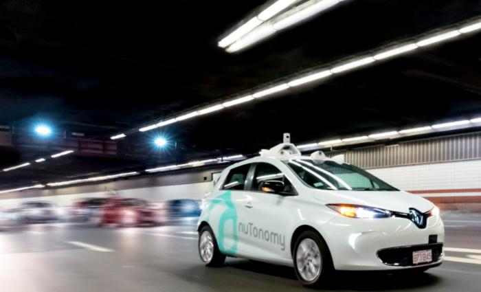 nuTonomy can test autonomous vehicles city-wide in Boston