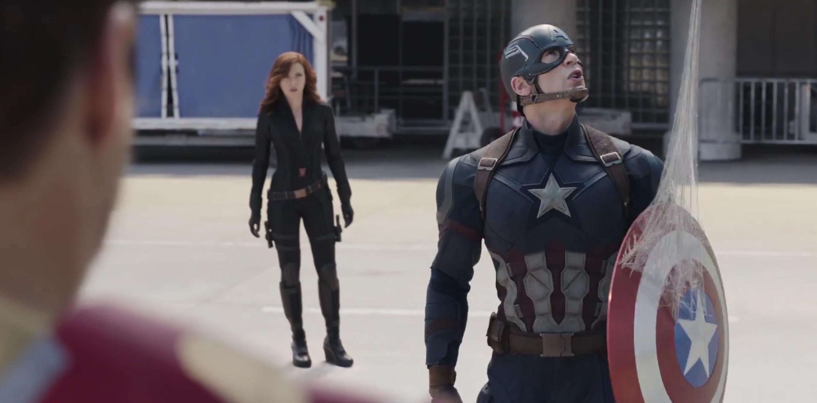 'Capitán América: Civil War' tiene nuevo tráiler (y hay que verlo hasta el final)