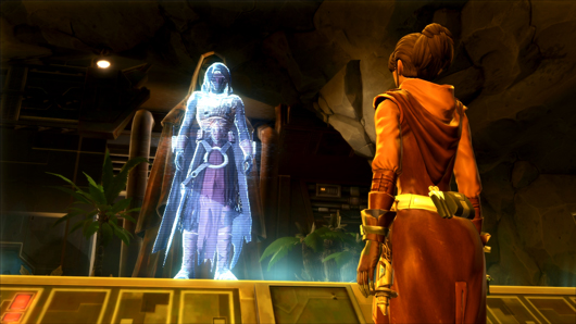SWTOR Interview: Capping off the Revan story