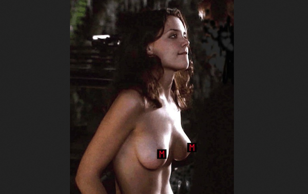 image Katie holmes topless scene extended hd