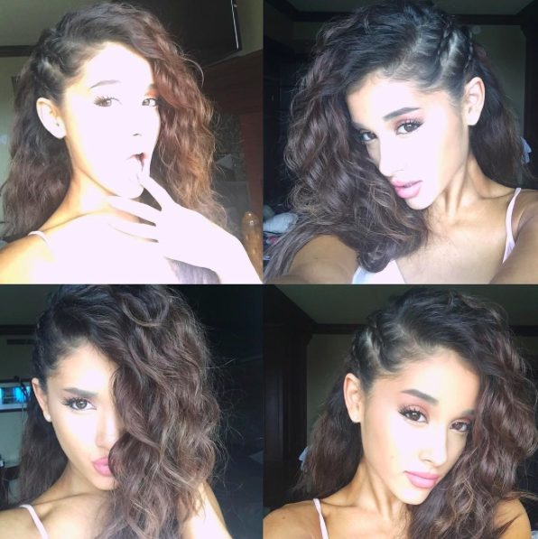 Ariana Grande Changes Up Hairstyle: Ari With Curly Hair Will Blow ...