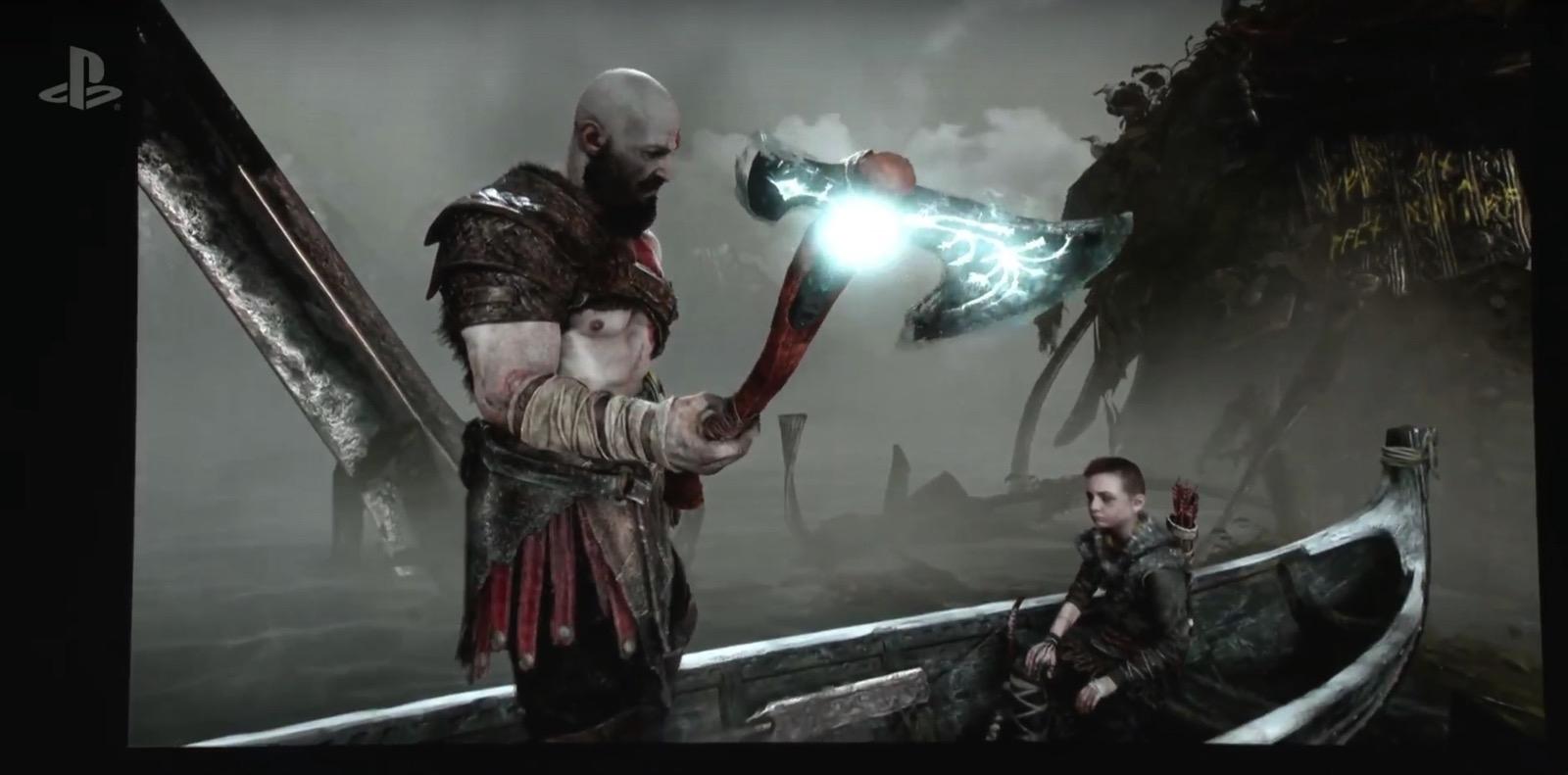 El nuevo God of War no llegará hasta el 2018