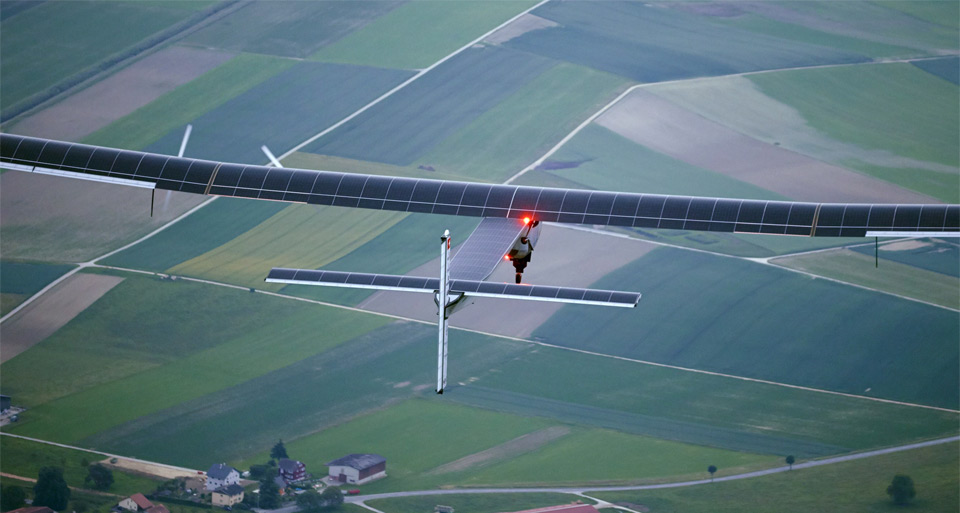 The Big Picture: Preparing for a solar-powered flight around the world