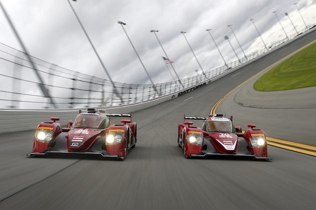 マツダ、新開発のガソリン・エンジンでデイトナ24時間レースに挑む