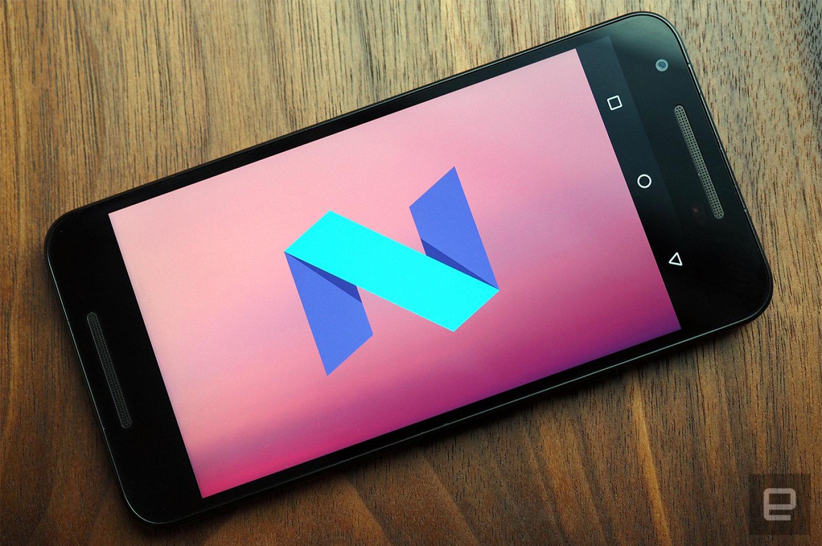Nougat se coloca como la versión de Android más usada después de 17 meses