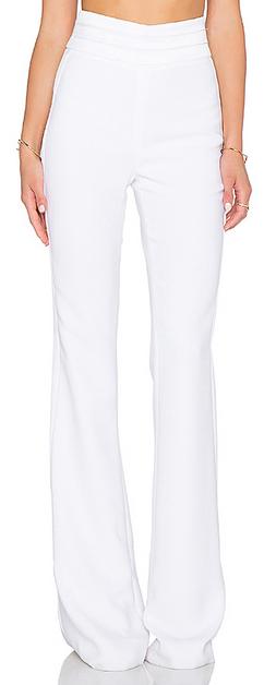 Rachel Zoe's ideas for holiday dressing, Rachel Zoe Jolee wide-leg trouser pant