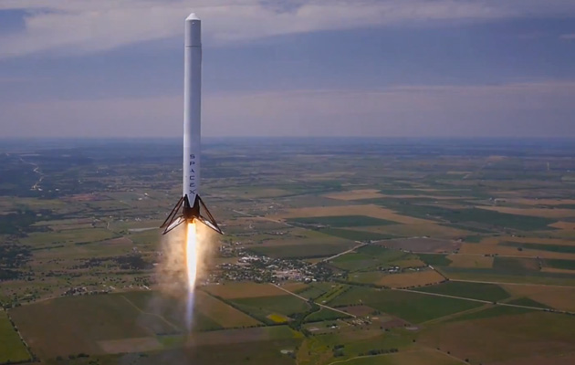 SpaceX CEO Elon Musk wants to go to Mars