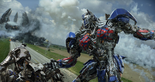 box office transformers age of extinction