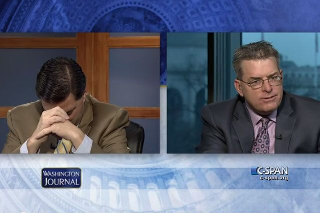 c-span brothers mum call in dallas brad woodhouse