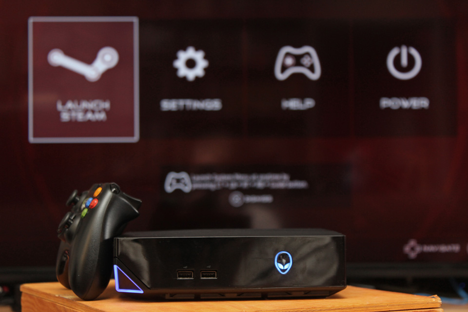alienware alpha games