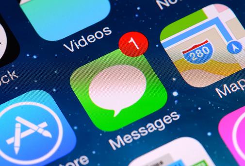 Bild des iMessage-App-Icons