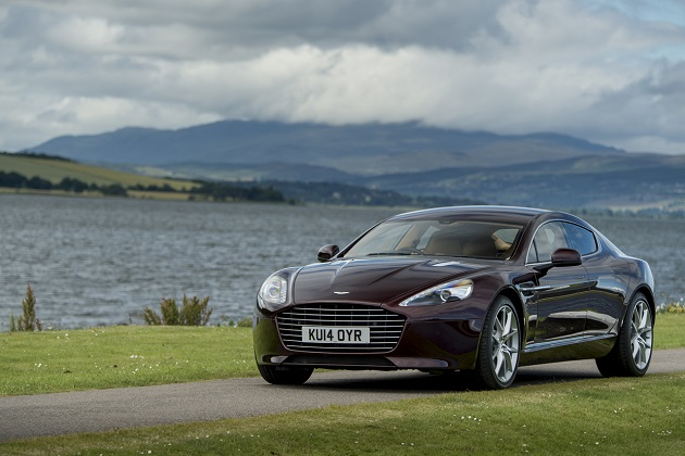 【レポート】アストンマーティン、電気自動車版「ラピード」を2年以内に生産の見込み